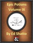 Epic Potions IX