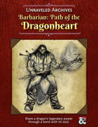 Barbarian: Path of the Dragonheart