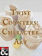Twist Counters: Character Art