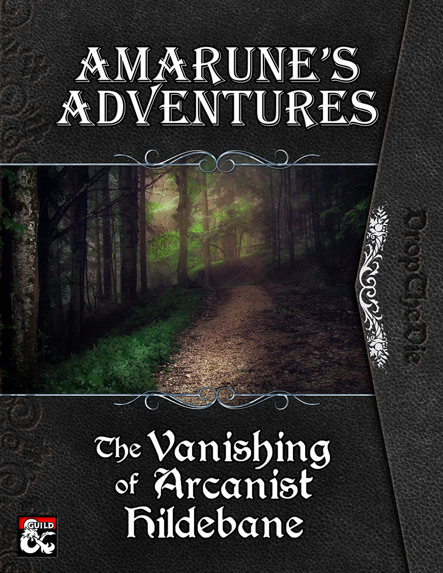 An exploratory wilderness adventure for 4-6 adventurers of 1st to 5th level