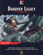 Dwarven Legacy (Fantasy Grounds)
