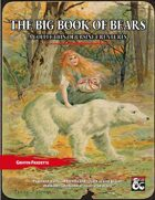 The Big Book of Bears