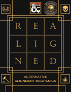 Realigned: Alternative Alignment Mechanics (Fantasy Grounds)