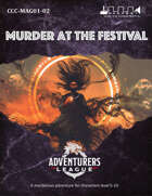 CCC-MAG01-02 Murder at the Festival!