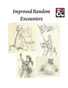 Improved Random Encounters