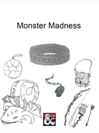 Monster Madness Arena