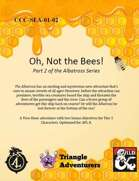 CCC-SEA-01-02 Oh, Not the Bees!