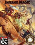 Inferno Magic (Fantasy Grounds)