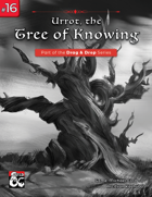 Drag & Drop #16: Urrot, the Tree of Knowledge