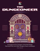 The Dungeoneer Background