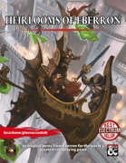 Heirlooms of Eberron - 50 Magic Items From the Last War (Fantasy Grounds)