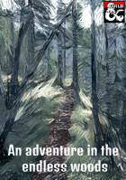 An adventure in the endless woods