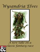 Wysandria Elves
