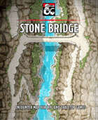 Stone Bridge battlemap