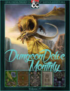 Dungeon Delve Monthly #1.07