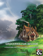 Groceries for Beldok