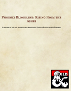 Phoenix Bloodline: Rising from the Ashes