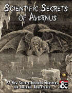 Scientific Secrets of Avernus (Fantasy Grounds)