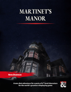 Martinet's Manor