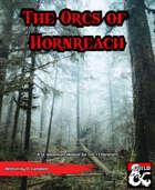 The Orcs of Hornreach
