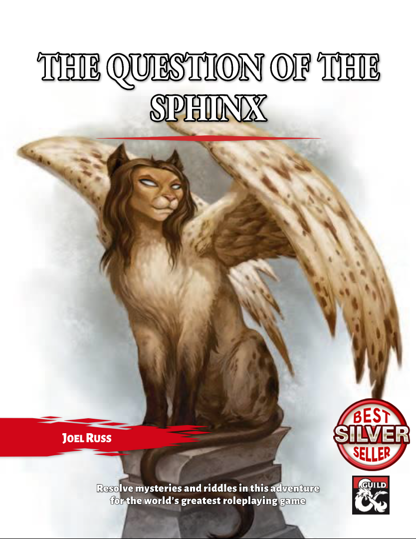 Cover of The Question of the Sphinx