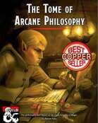 The Tome of Arcane Philosophy