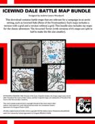 Icewind Dale Battlemap Bundle