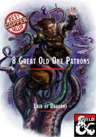 8 Great Old One Patrons for your Warlock