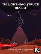 The Lightning Struck Desert