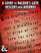 A Guide to Baldur's Gate: Descent Into Avernus