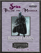 House of Blades (CCC-HAL-05)