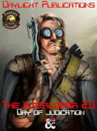 WARFORGED!: The Interloper 2.0 - Day of Judication (Fantasy Grounds)