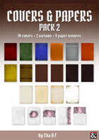 Covers & Papers Pack 2