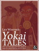 Yokai Tales: Two Stories Inspired by Japanese Folklore