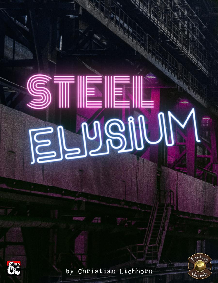 Steel Elysium