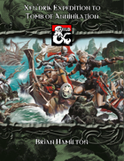 Xen'drik Expeditions to Tomb of Annihilation