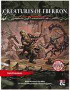 Creatures of Eberron