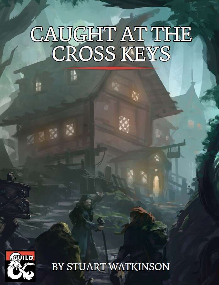 This adventure gives players the option to be the heroes and save the day or play another group of bandits looking to capitalise on the work of others!