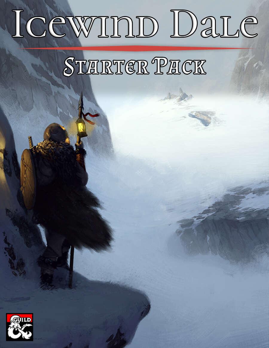 Icewind Dale Starter Pack Bundle