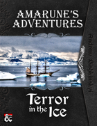 Amarune's Adventures: Terror in the Ice