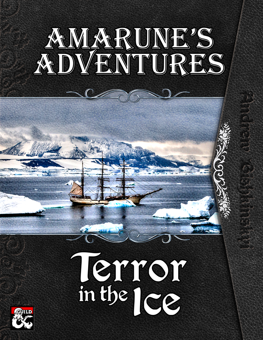 An Icewind Dale adventure for 4-6 characters of 5th-10th level.