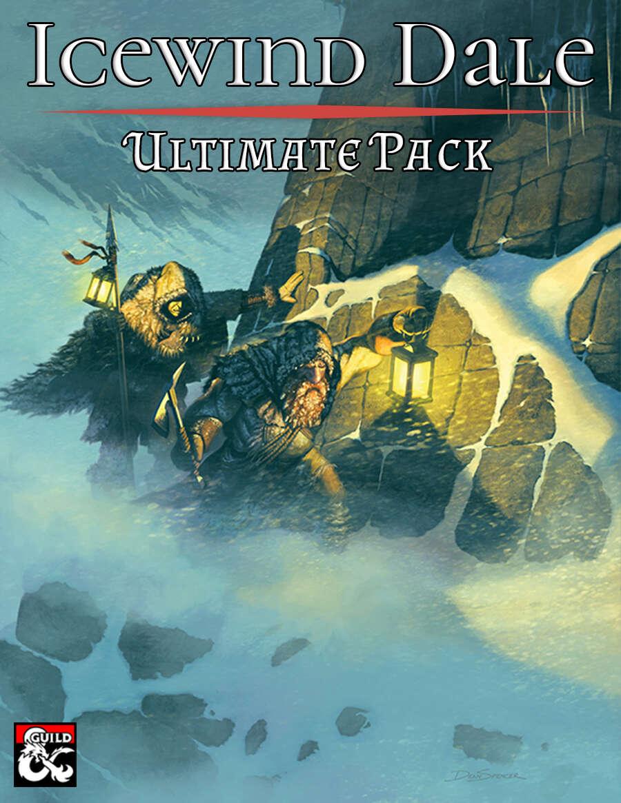 Icewind Dale Ultimate Pack Bundle