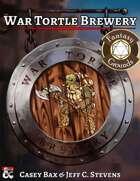 War Tortle Brewery - Adventure (Fantasy Grounds)