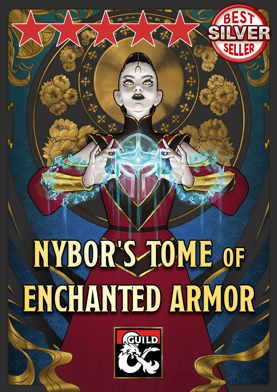 Nybor's Tome of Enchanted Armor