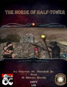 The Horde of Half-Tower - Adventure (Fantasy Grounds)
