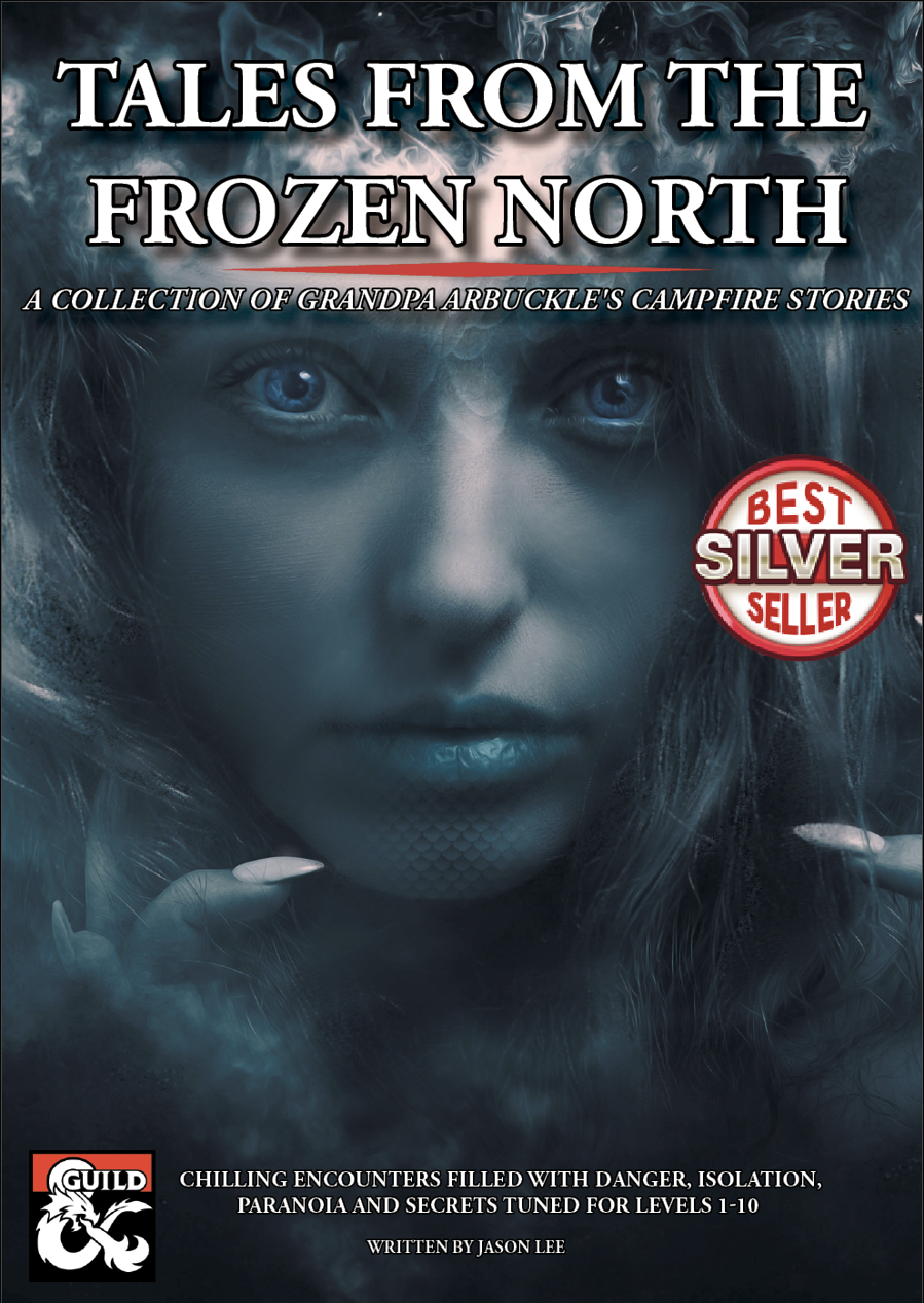 Cover of Tales from the Frozen North