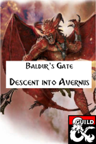 Baldur's Gate - Descent into Avernus: Extra Encounters