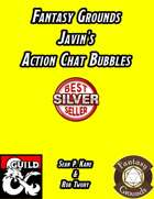 Fantasy Grounds Javin's Action Chat Bubbles