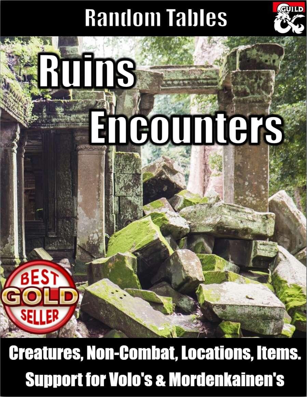 Ruins Encounters