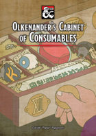 Olkenander's Cabinet of Consumables